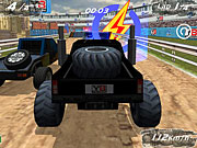 Play Monster 4x4 Racing Online