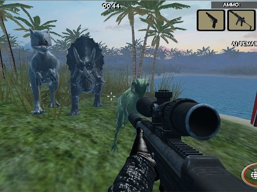 Play Dinosaurs Jurassic Survival World Online