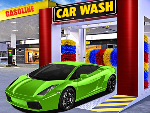 Play Car Wash & Gas Station Simulator Online