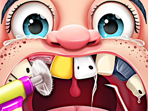 Play Crazy Dentist Online