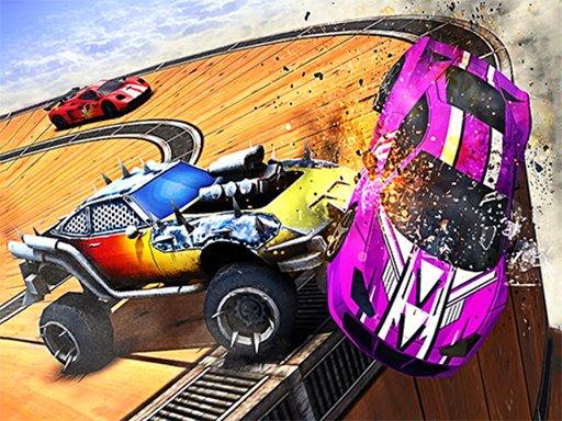 Play Demolition Derby Challenge Online