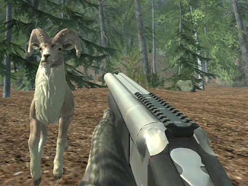 Play Crazy Goat Hunter Online