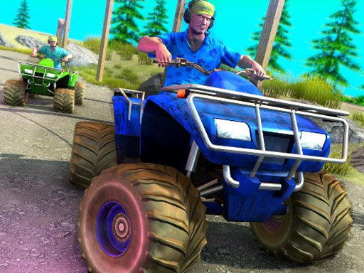 Play ATV Quad Bike Stunt Game Online