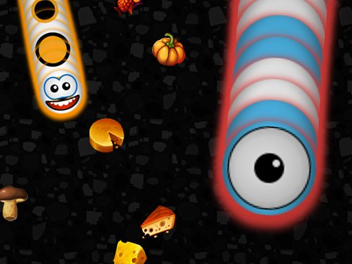 Play Worms Zone a Slithery Snake Online