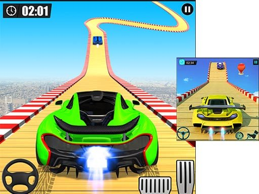 Play Grand Mega Ramp Stunts Online
